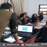 """Training workshops about """"civic education"""" in Raqqa city"""